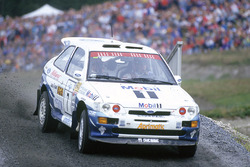 Tommi Makinen, Seppo Harjanne, Ford Escort RS Cosworth
