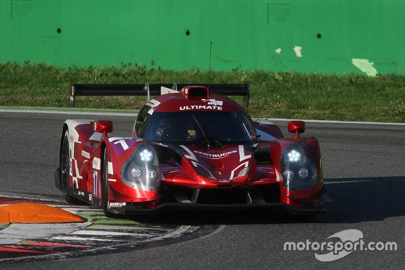 #17 Ultimate, Ligier JS P3 - Nissan: Mathieu Lahaye, Jean-Baptiste Lahaye, François Heriau