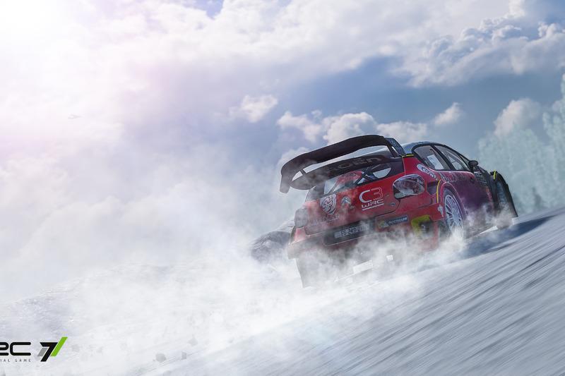Screenshot WRC 7