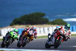 Eugene Laverty, Milwaukee Aprilia World Superbike Team, Nicky Hayden, Honda World Superbike Team