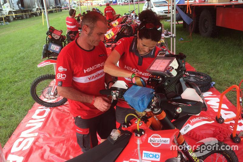Rosa Romero, Himoinsa Racing