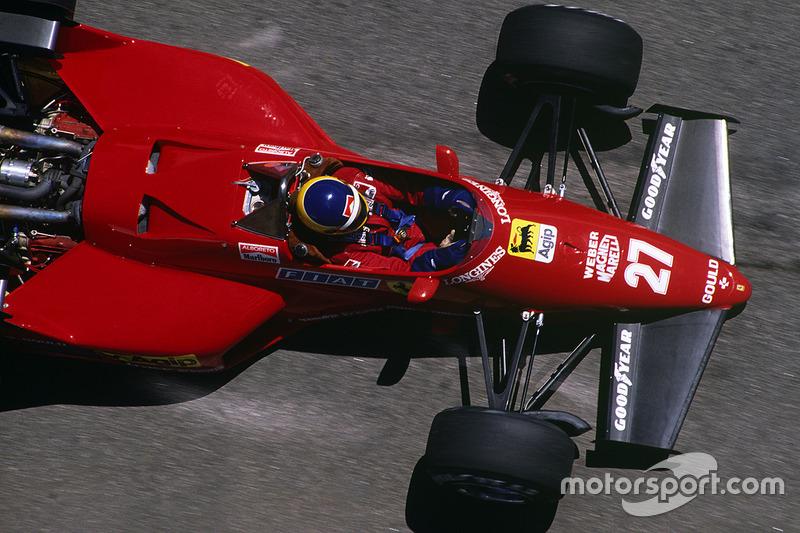 1984: Michele Alboreto, Ferrari 126C4