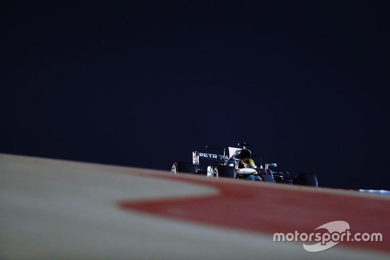 Льюис Хэмилтон, Mercedes AMG F1 W08
