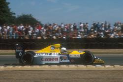 Riccardo Patrese, Williams FW13B
