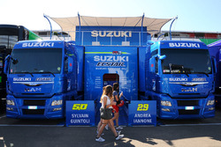 Camion Team Suzuki MotoGP