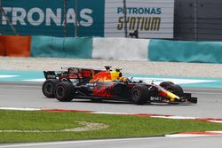 Макс Ферстаппен, Red Bull Racing RB13, Льюіс Хемілтон, Mercedes AMG F1 W08
