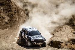 №308 X-Raid Team Mini: Нани Рома и Алеш Харо