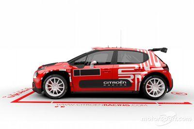 Presentazione Citroën C3 Rally2