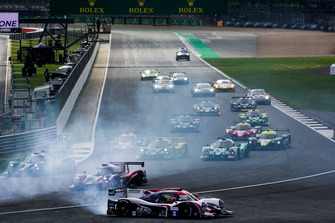 Dreher: #2 United Autosports Ligier JS P3 - Nissan: John Falb, Sean Rayhall
