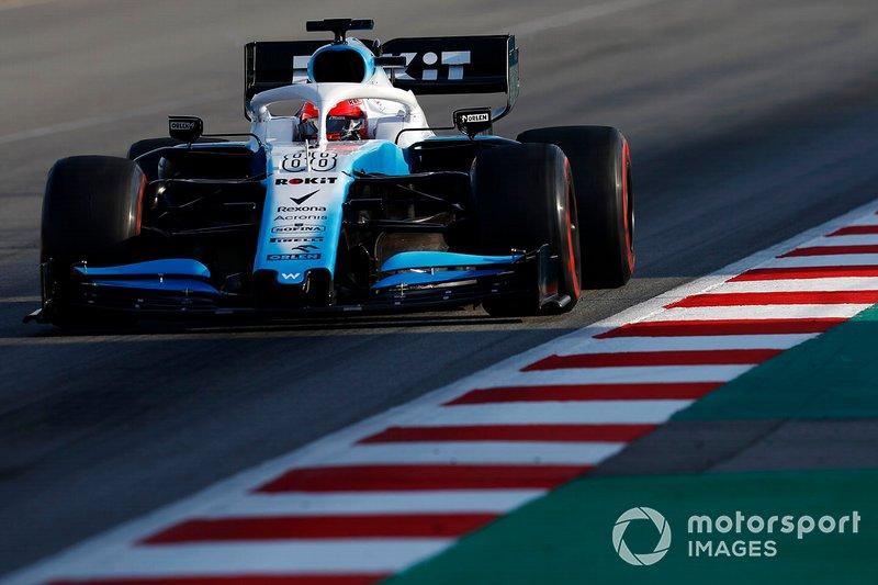 8e : Williams FW42