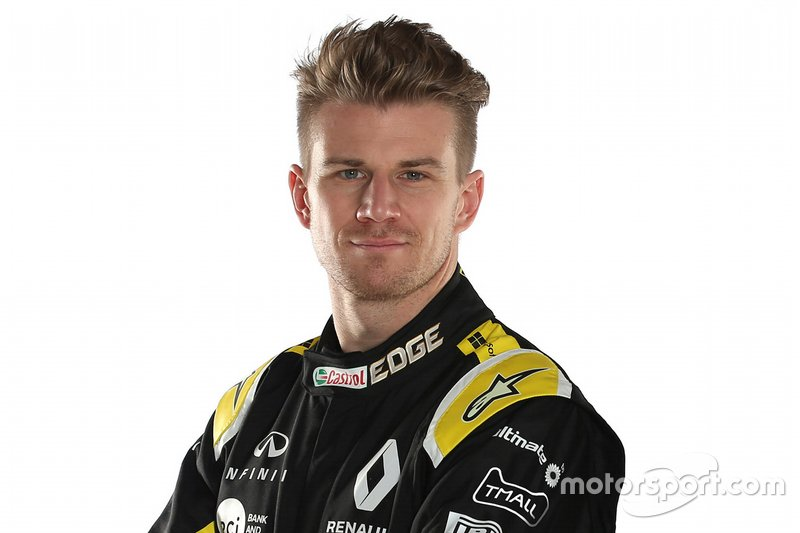 2019 - Nico Hulkenberg, Renault F1