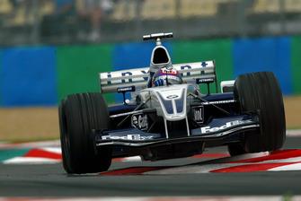Juan Pablo Montoya, Williams BMW FW25