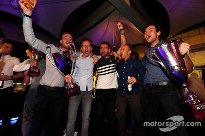 جوائز سلسلة الفورمولا 2 والجي بي 3