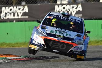 Luca Rossetti, Andrea Minchella, Hyundai i20