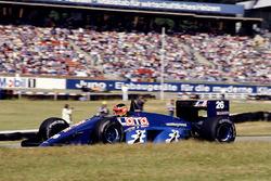 Пьеркарло Гинцани, Ligier JS29C Megatron