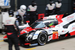 №7 Toyota Gazoo Racing Toyota TS050 Hybrid: Майк Конвей, Камуи Кобаяши, Хосе Мария Лопес