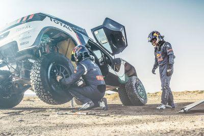 Fahrerpräsentation: Peugeot