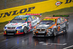 Nick Percat, Brad Jones Racing Holden, Craig Lowndes, Triple Eight Race Engineering Holden