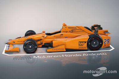 Pruebas de Fernando Alonso Indianápolis