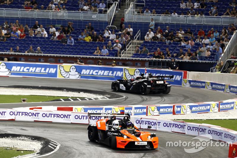 Juan Pablo Montoya, KTM X-Bow Comp R