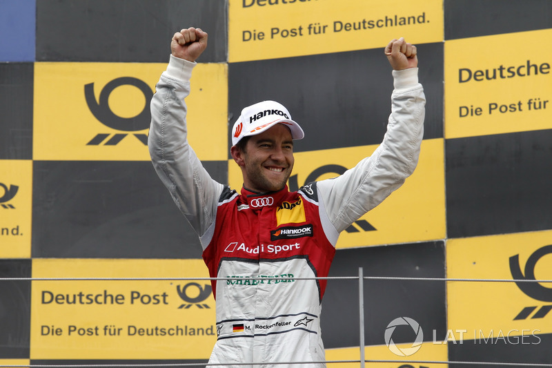 Mike Rockenfeller (Audi) – 134 Punkte