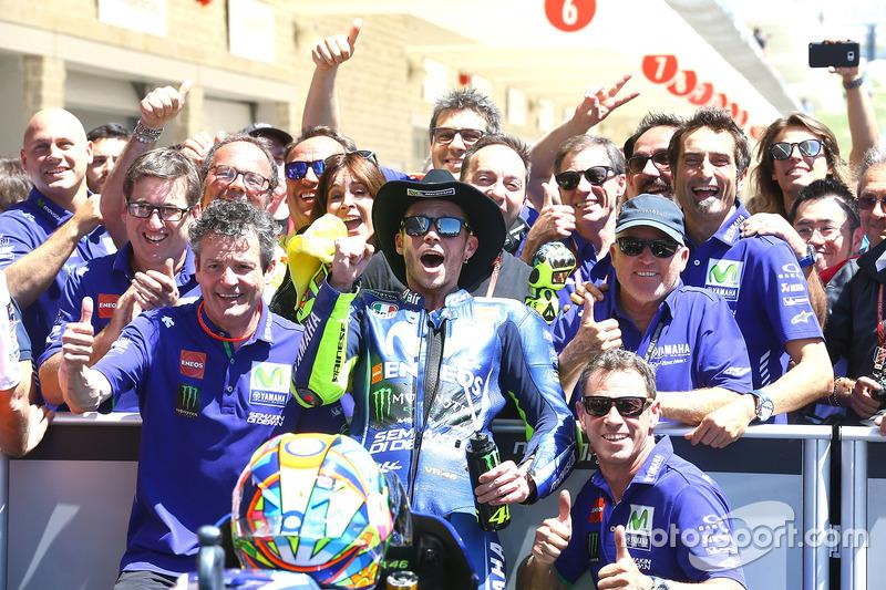 """MotoGP Noticias de última hora Rossi: """"Vuelvo a ser líder después de la desgraciada carrera de Valencia 2015"""""""