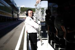 Eric Boullier, Director de carreras McLaren