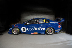 Todd Hazelwood, Brad Jones Racing Holden livery