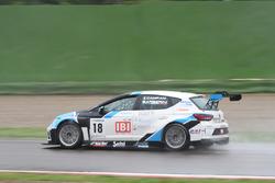 Cosimo Barberini, Seat Leon Racer-TCR