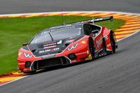 #78 Barwell Motorsport Lamborghini Huracan GT3: Leo Matchitski, Miguel Ramos, Richard Abra, Phil Keen