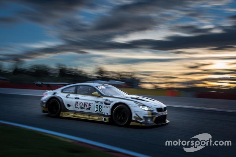#98 Rowe Racing BMW M6 GT3: Бруно Спенглер, Нікі Кацбург, Том Бломквіст