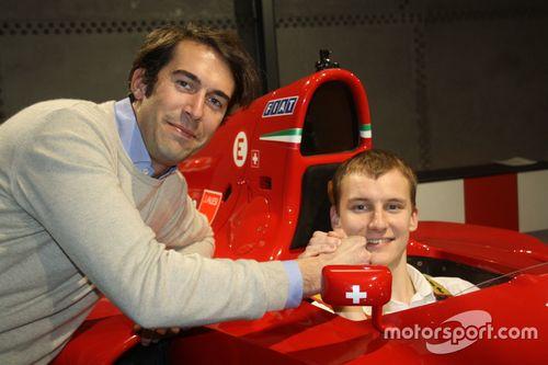 Kevin Joerg-Trident Motorsport announcement