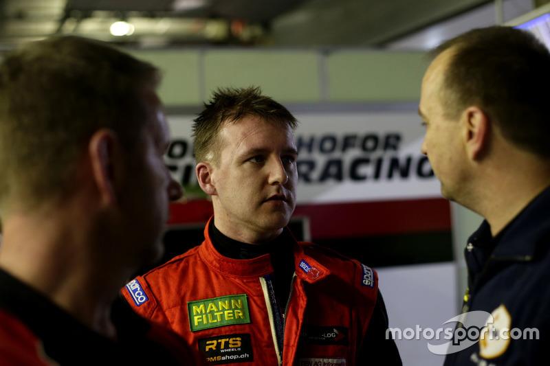 Christiaan Frankenhout, Hofor-Racing