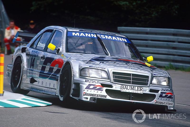 1995: Bernd Schneider, Mercedes-AMG