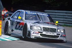 Bernd Schneider, AMG Mercedes C-Class
