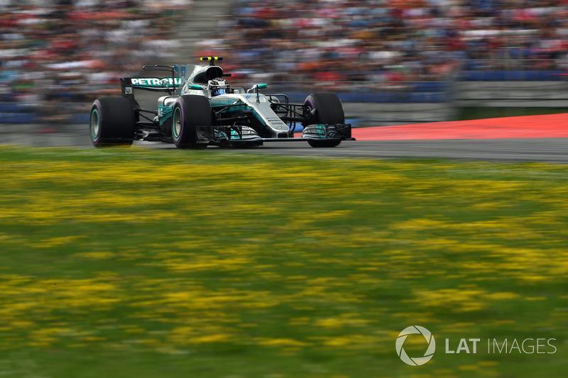 Валттері Боттас, Mercedes AMG F1 W08