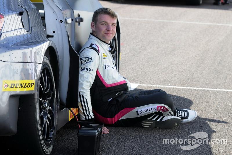 Chris Smiley, BTC Racing Chevrolet Cruze
