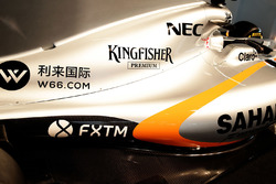 La Sahara Force India F1 VJM10