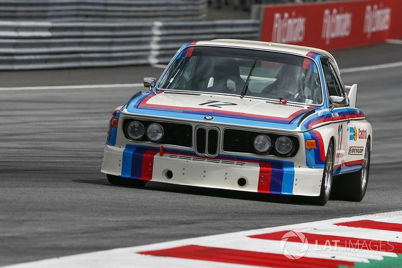 Дітер Кестер, BMW 3.0 CSL
