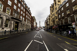visuale di Whitehall road