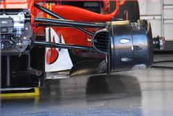Ferrari SF70H: Vorderrad-Bremse
