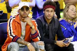 Neymar Hamilton NBA finali