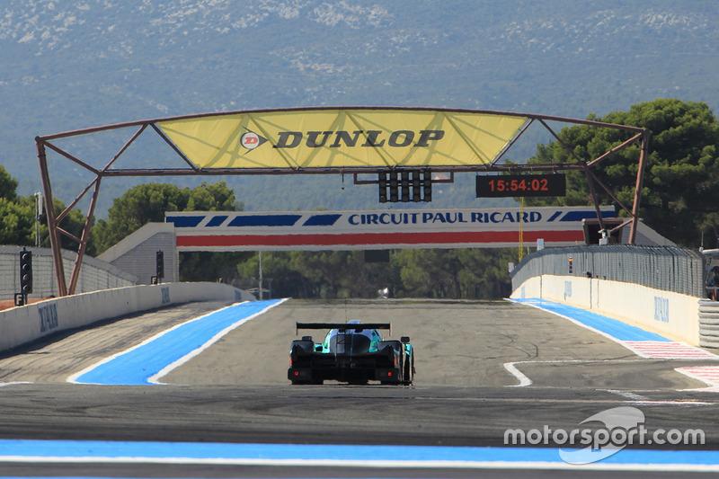 #16 Panis Barthez Competition Ligier JSP3 - Nissan: Eric Debard, Valentin Moineault, Simon Gachet