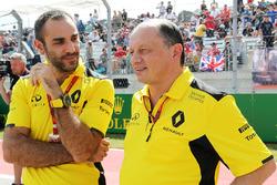 Cyril Abiteboul, Renault Sport F1 con Frederic Vasseur, Renault Sport F1 Team