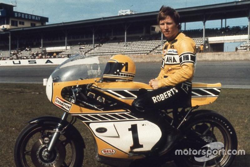 Kenny Roberts, Yamaha