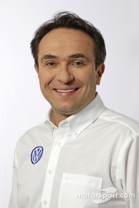 Sven Smeets, Volkswagen Motorsport Direktörü
