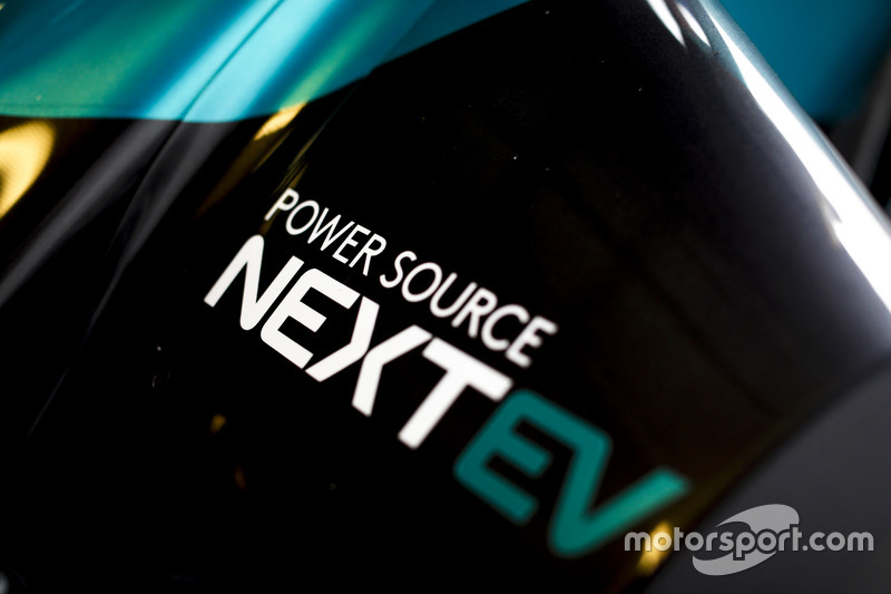 NEXTEV TCR Formula E Team, detail
