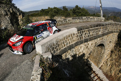 Craig Breen, Scott Martin, Citroën DS3 WRC, Abu Dhabi Total World Rally Team