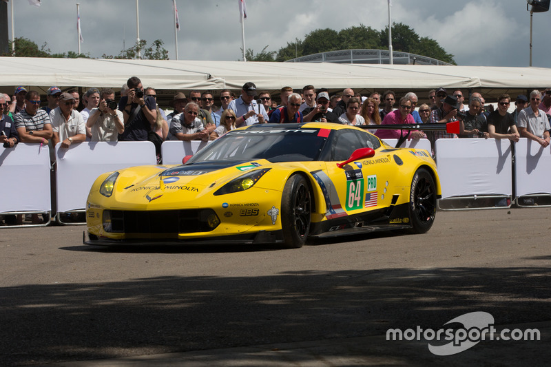 Chevrolet Corvette C7.R - Mark Reuss