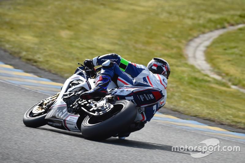 #13 Penz13.com - BMW Motorrad Team: Alessandro Polita
